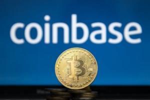 币圈大事!加密货币交易所Coinbase上市首日狂飙逾70% 市值突破1000亿美元