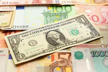"""鲍威尔强调""""不作为"""",美元疲软 欧元成功突破1.21,加元得到双重提振"""