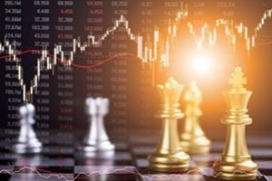 决策分析:数据连传佳音美元上扬但本月大跌 美股遭遇获利了结打压