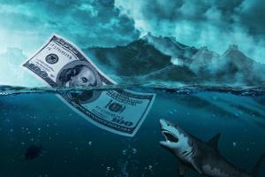 """""""暴风雨前不宁静""""!欧洲央行利率决议前夕 美元惨淡应声骤贬 欧元、英镑与澳元占先机 人民币中间价下调4基点"""